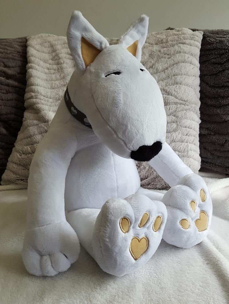 Bull Terrier Toys Goldenacresdogs Com